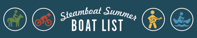 Summer Boat List Bar