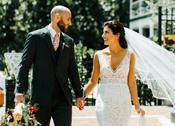 megan mitch wedding