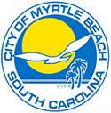 City of Myrtle Beach logo