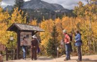 Rocky Mountain National Park Fall