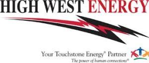 High West logo race