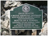 oven-mouth