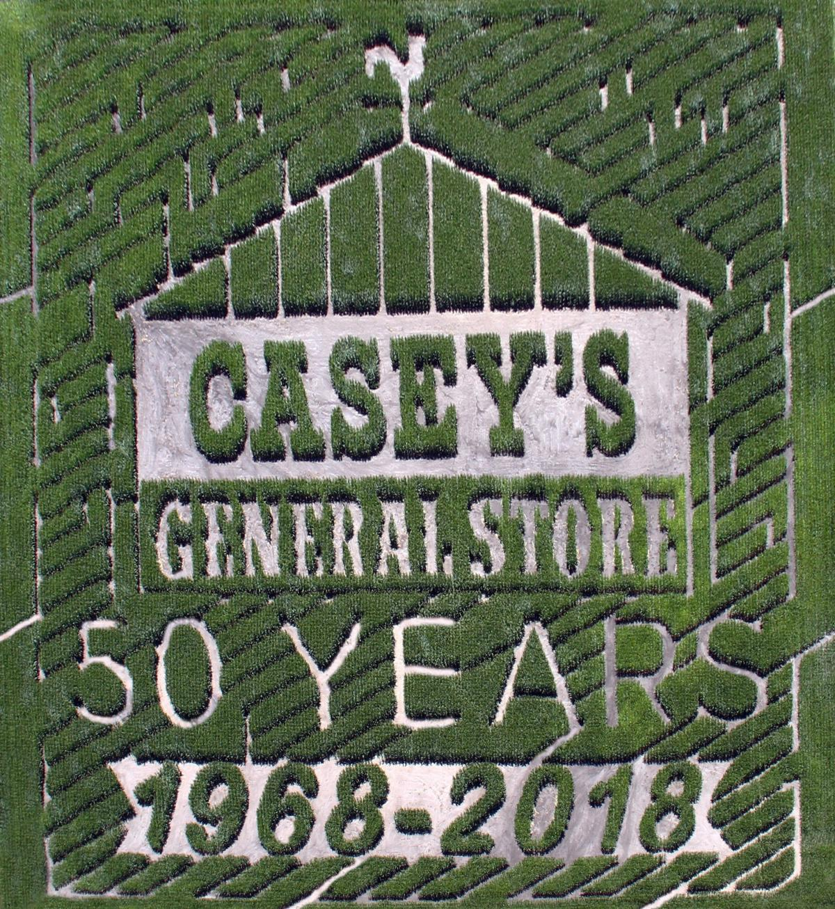 Geisler Farms Corn Maze 2018