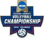 Volleyball Championship Logo 2016