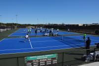 CCU Tennis Complex