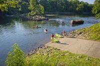 Kayaking the Oconee River