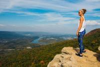 Bluff Trail Hiking
