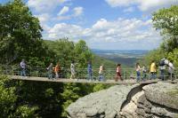 Rock City Swinging Bridge