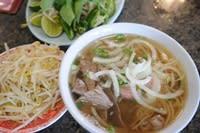 Pho from Pho Binh in Houston
