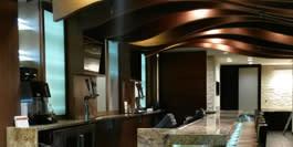 Wichita Marriott Hotel Lobby