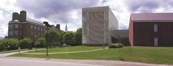 Colby Museum exterior
