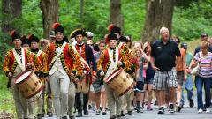 Battle of Carillon Commemoration