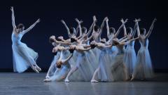 New York City Ballet: Tschaikovsky and Balanchine