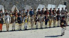 Living History Event: Nothing Could Exceed the Spirit and Alertness