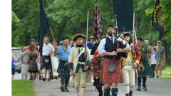 Scots Day at Fort Ticonderoga