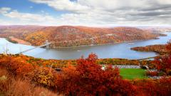 Hudson Valley Fall Foliage Helicopter Tours 2018