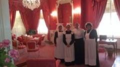 """America's Elite in the """"Downton Abbey"""" Era Themed Tour"""