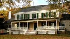 Jay Walking – Trees of the John Jay Homestead Farmyard and Pleasure Ground, 1789 through  2017