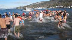 Lake George Winter Carnival