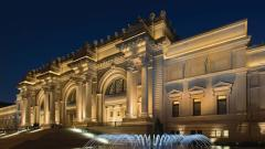Long Island Rail Road Getaway-Metropolitan Museum of Art