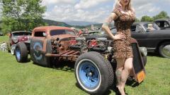 10th Annual RATS NEST RUN-IN Car Show