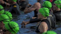 Tupper Lake Tinman Triathlon