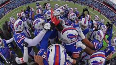 Buffalo Bills vs. Jacksonville Jaguars