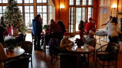 Christmas in the Park at Allegany State Park