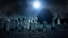 2018 Moonlight Cemetery Tours