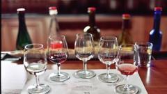 Sparkling Wine Class