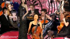 InterHarmony Concert Series: Cello-Brazione: Passages of Passion
