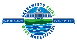 Sacramento Point West Marketplace is home to premium hotel brands, a 350-acre exposition venue, 200,000 square feet of meeting space and nearby shopping, dining and attractions.
