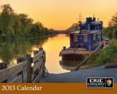 The public is invited to pick up a free 2013 Erie Canalway National Heritage Corridor calendar starting December 1, 2012 at selected libraries and visitor centers throughout the National Heritage Corridor.