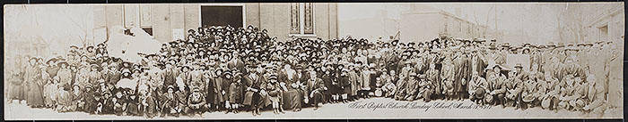 First Baptist Sunday School