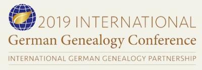 IGGP German Genealogy Logo