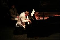 Paul Ostrovsky, PianoSummer Institute Faculty member, playing at last year's Faculty Gala.