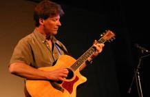 """Singer-songwriter Scott B. Adams has performed at the White House. His compositions inspired by New York's landscapes and history have been featured by NPR's """"Echoes"""" and in the PBS Special """"Adirondack Wild."""""""