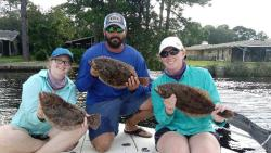 Small file flounder