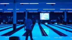 Cosmic Bowling at ACME Bowling, Billiards and Events