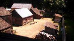 Fort Nisqually in Point Defiance Park, Tacoma, WA