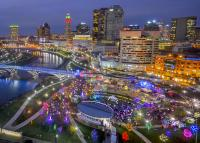 Scioto Mile Lights