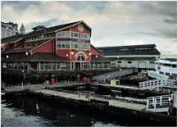 Downtown Seattle Waterfront Pier 55
