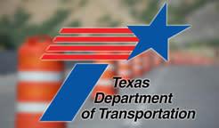 Texas DOT logo