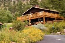 Estes Park Cabins Cottages Places To Stay In Estes Park