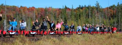 Rail Explorers Wilmington Delaware