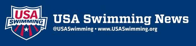 USA Swimming Header