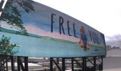 2017 Summer Marketing Campaign - Digital Billboard - Pocono Mountains Visitors Bureau