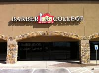 Barber's college