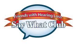 SayWhat Club Logo
