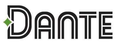 Dante Pizzeria Logo